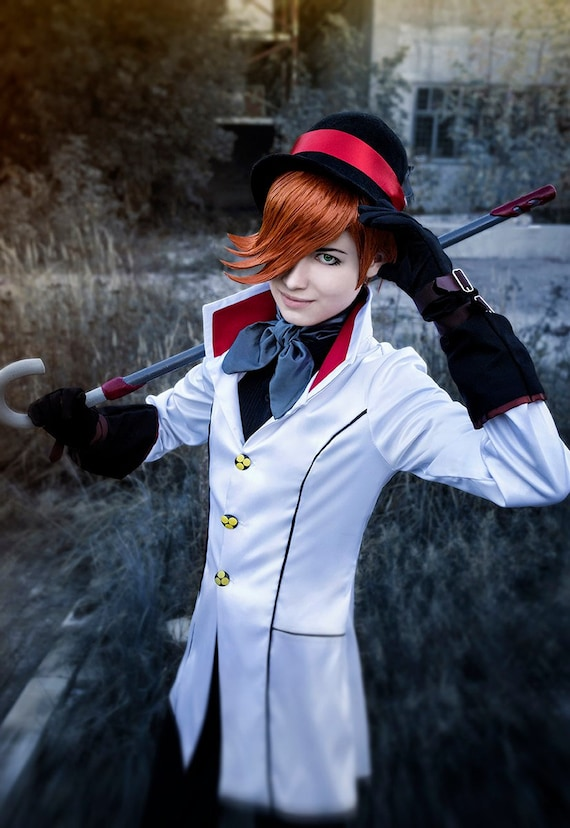 MADE TO ORDER - Roman Torchwick jacket from rwby