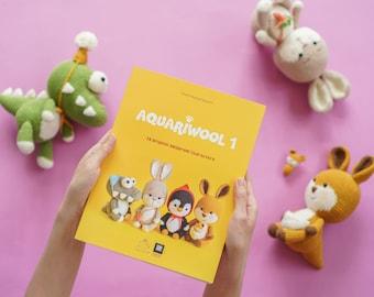 Aquariwool 1 (Crochet Amigurumi PDF Book by Aquariwool)