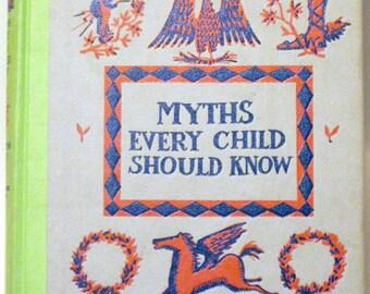 Mythes, chaque enfant doit savoir