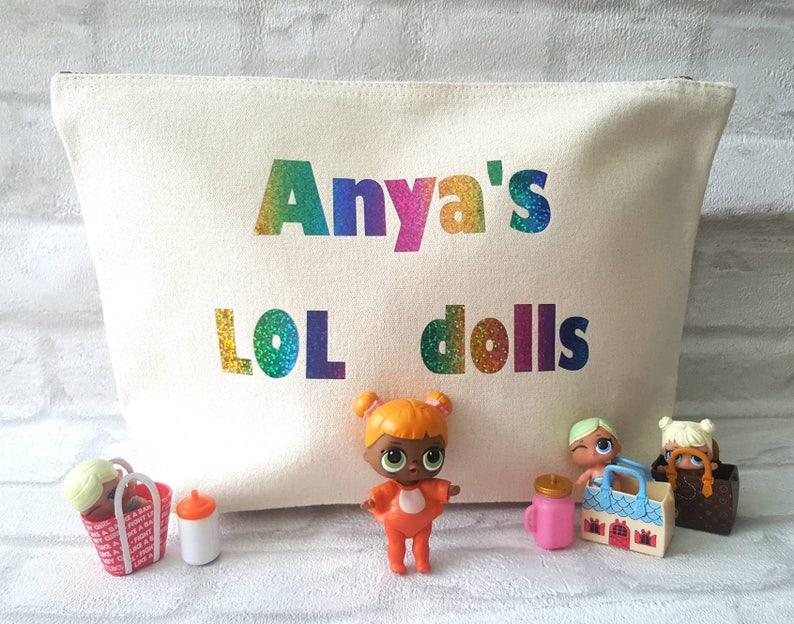 Bambole di lol lol sorpresa bambole bag borsa personalizzata etsy