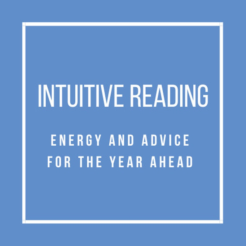 Intuitive Psychic Reading: Energy Advice for the Year Ahead image 0