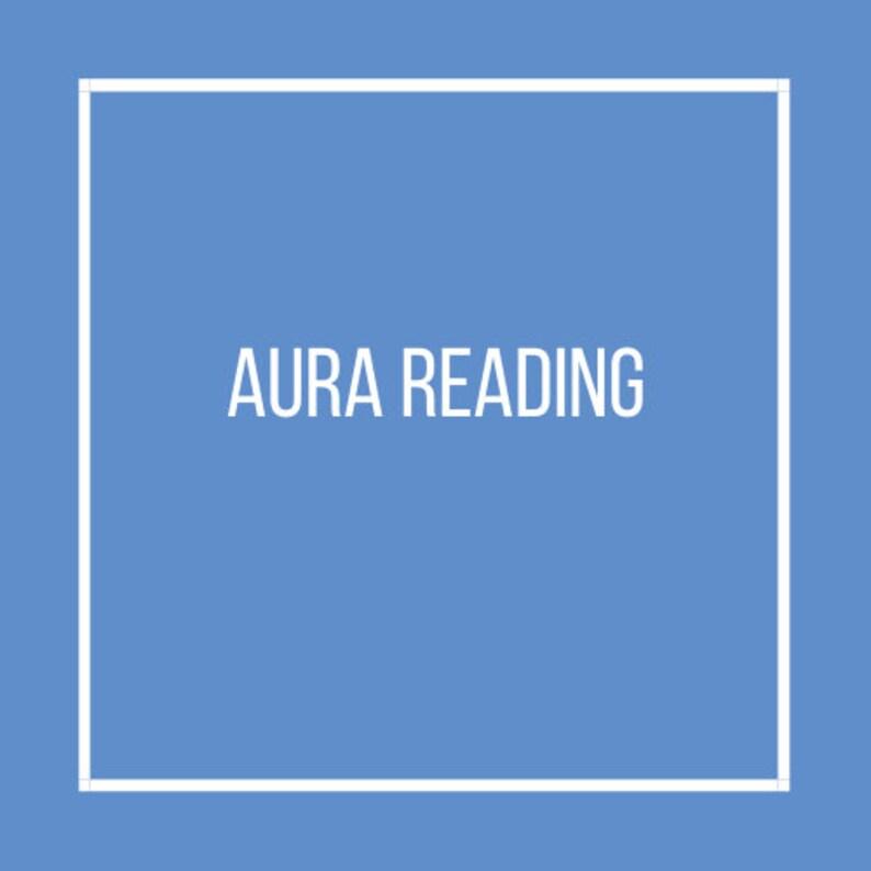 Quick Aura Reading image 0