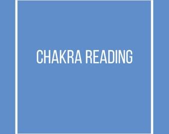 Chakra Analysis
