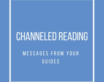 Psychic Reading: Messages from Your Guides