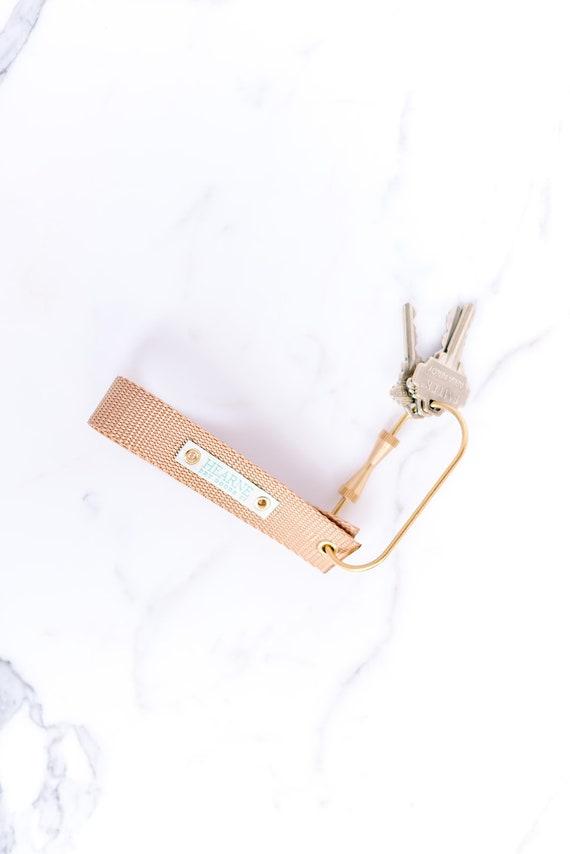 Key Cuff - Keyring Bracelet