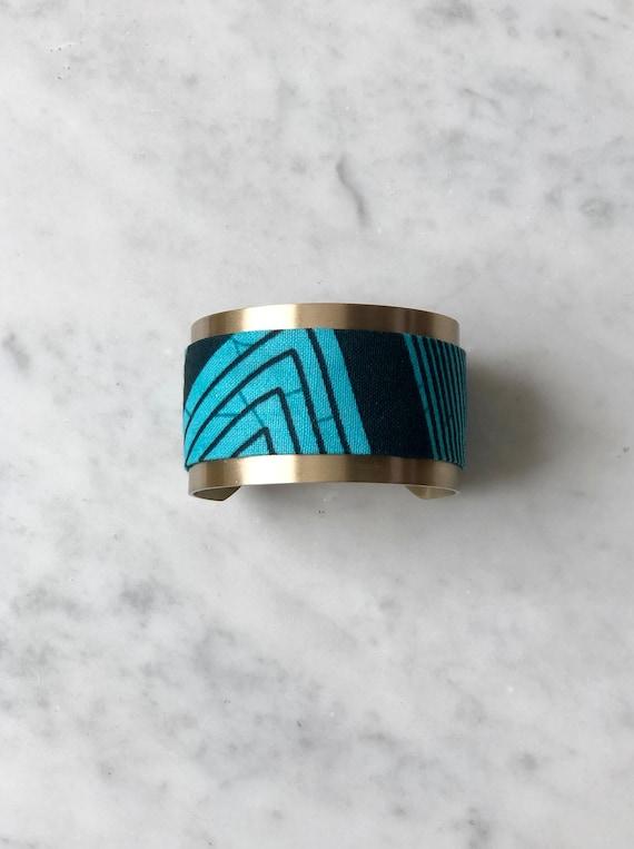 Lwala Turquoise Cuff