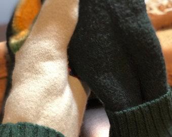 Wool Mitten