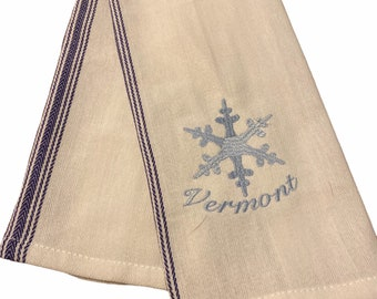 Vermont Tea Towel