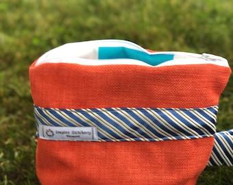 Mini tote/Cosmetic Bag