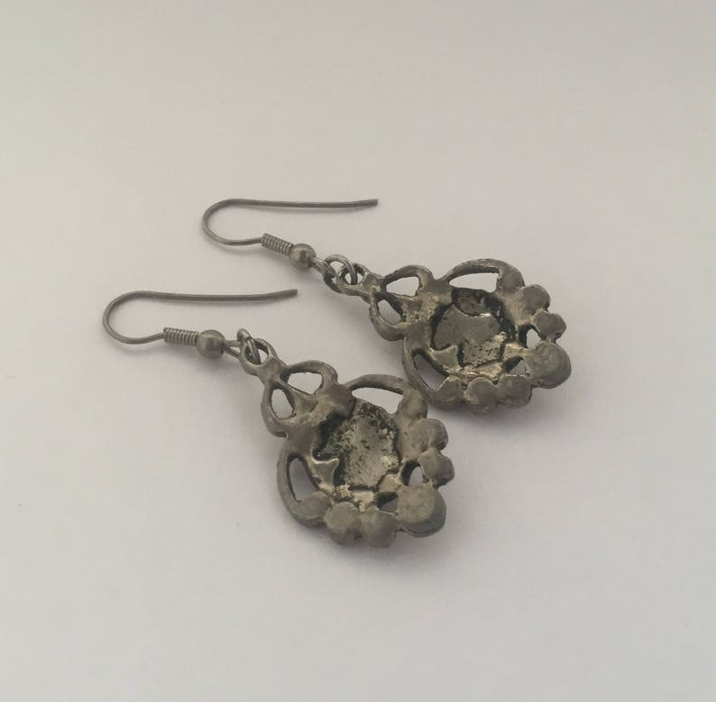 A Fabulous Pair of Art Deco Style Earrings