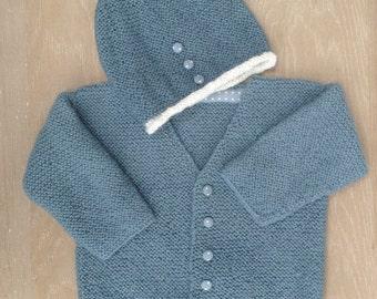 a6a870202 Alpaca baby jacket