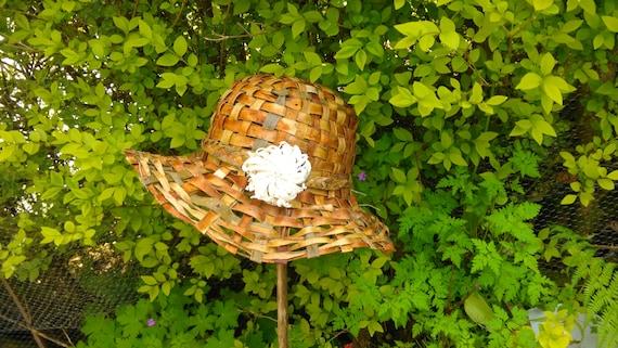 Willow Bark Summer Hat