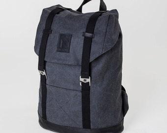 Laptop Backpack, Rucksack, Mens Backpack, Backpack, Canvas Backpack, Canvas Rucksack, Leather Backpack, Womens Backpack, Travel Backpack