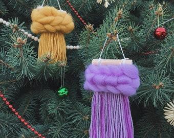 Christmas ornament, Family best friend sister grandma gift, 2021 christmas soft toy, Living room winter decor, Holiday handmade decor