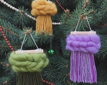 2021 christmas ornament, Christmas tree box decor, Christmas teacher grandma gift mom, Holiday handmade classroom decor, Christmas hanging