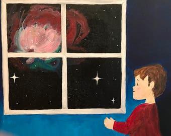 Cosmic Dreams // Little Boy // Nebula