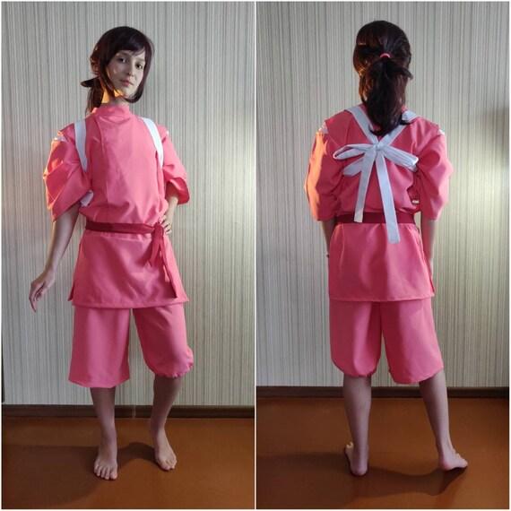 Inspired Tihiro Costume Spirited Away Cosplay Etsy