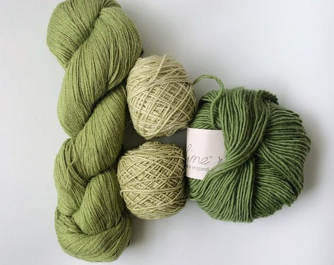 Green Fibre Pack