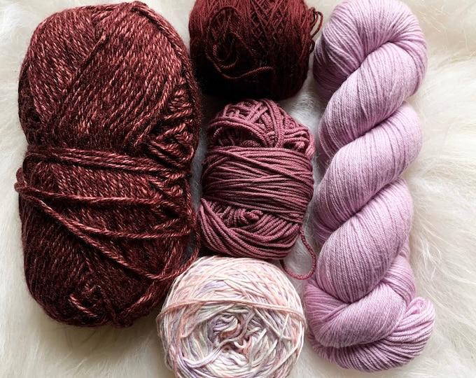 Fibre Pack - Pink/Purple