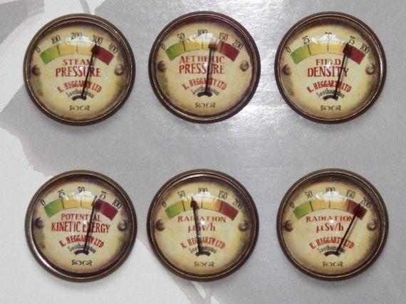 steampunk gauges for sale