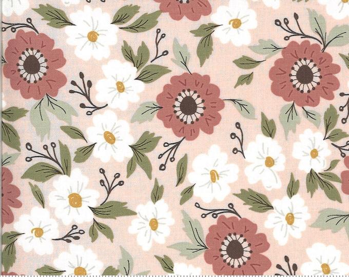 Folktale Forest Path Petal, Folktale by Lella Boutique, Moda Fabrics, Floral Fabric