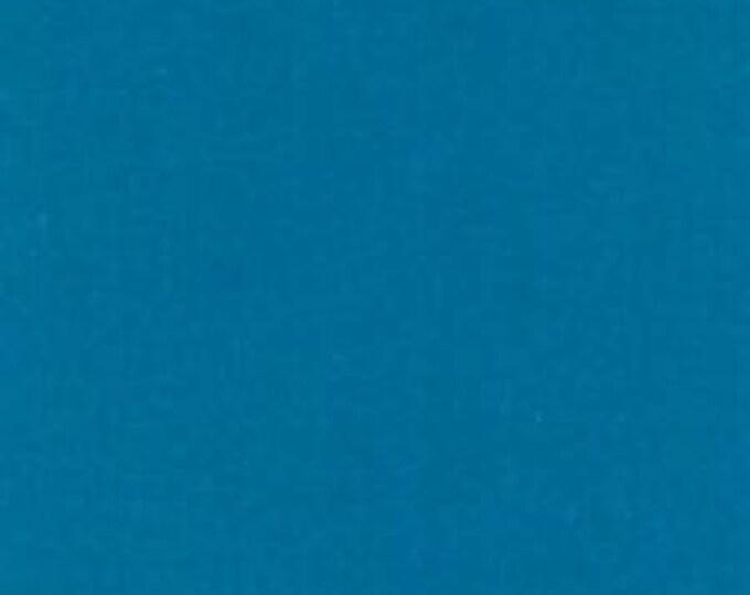 Peacock Blue Fabric, Solid Blue Fabric, Kona Solids, Peacock Blue Fabric