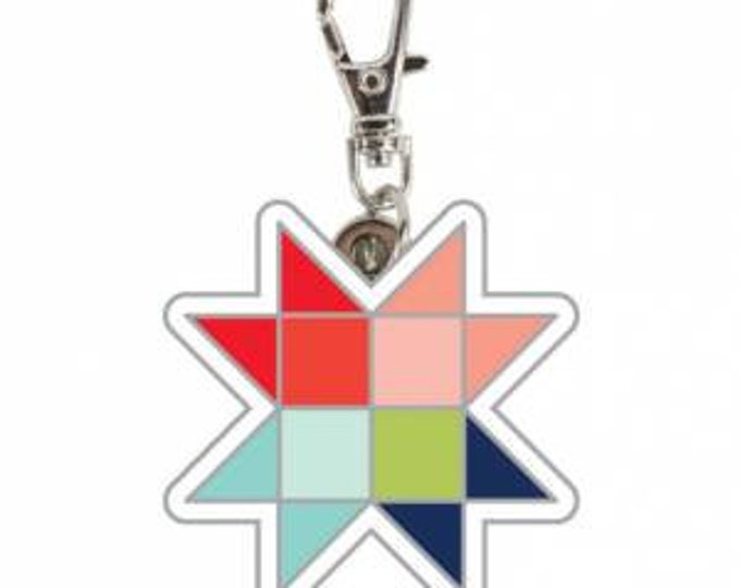 Bonnie and Camille Beehive Star Charm