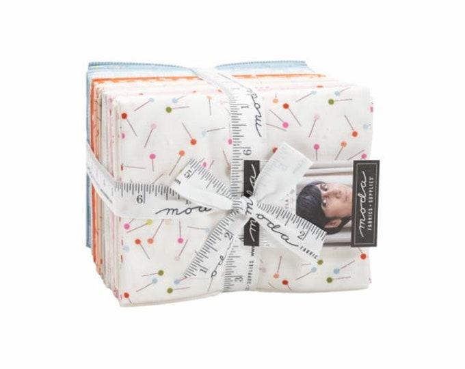 Make Time Fat Quarter Bundle 33pcs, Aneela Hoey