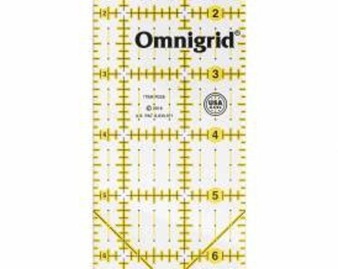 Omnigrid Ruler 2 1/2 in x 8 in