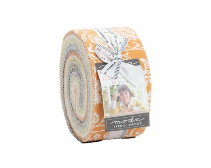 Pumpkin and Blossoms Jelly Roll by Fig Tree