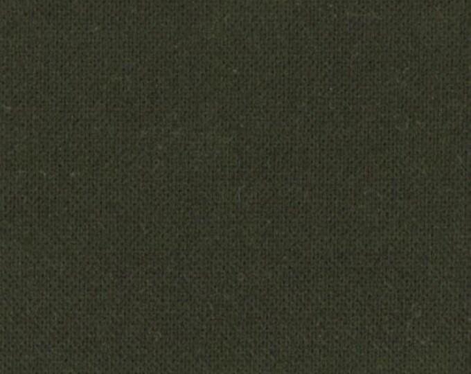 Bella Solid Washed Black Fabric, Solid Black Fabric, Bella Solids by Moda Fabrics, Black Fabric 9900 118