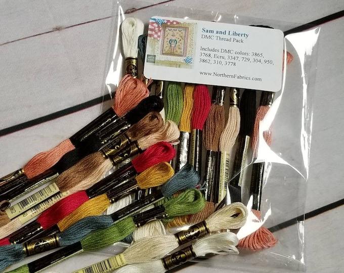 Sam & Liberty Thread Pack