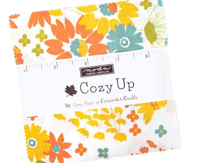 Cozy Up Charm Pack by Corey Yoder
