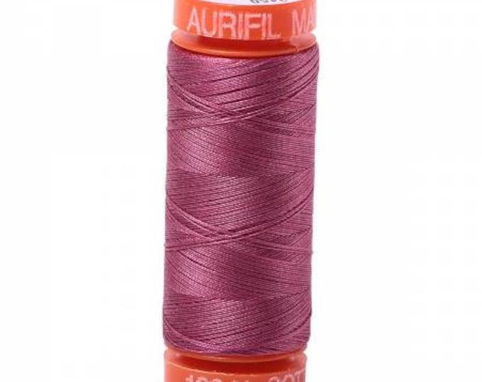 Aurifil 2450 50wt Rose Thread