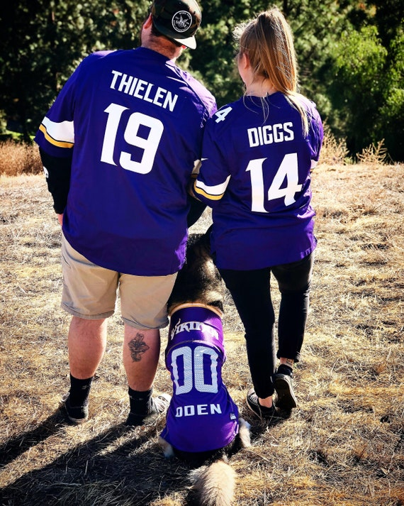Minnesota Vikings Dog Jersey Personalized XS-XXL NFL Pet  6d4097f4e