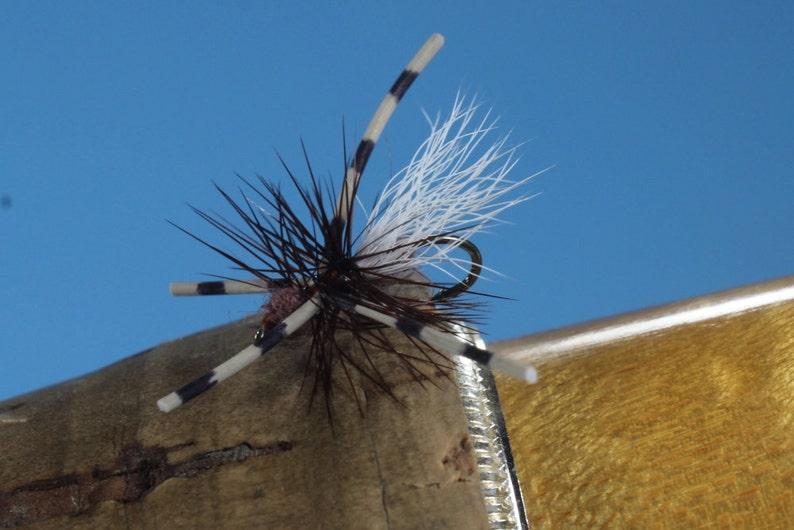 Power Ant flies, (3 pack) fly fishing flies, hand-tied flies, ant fly  pattern, terrestrial flies, Trout flies, attractor flies, dry flies