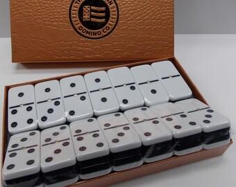 Louisiana State University Custom Personalized Licensed Dominoes Set