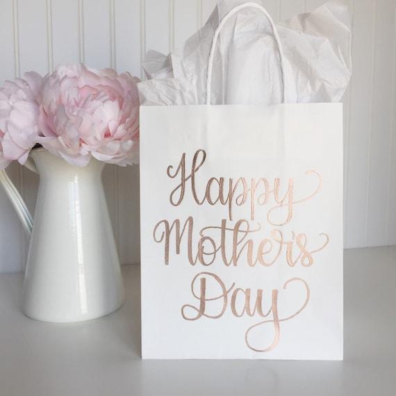 Schönen Muttertag Geschenk Tasche Muttertag Brunch Gunsten | Etsy