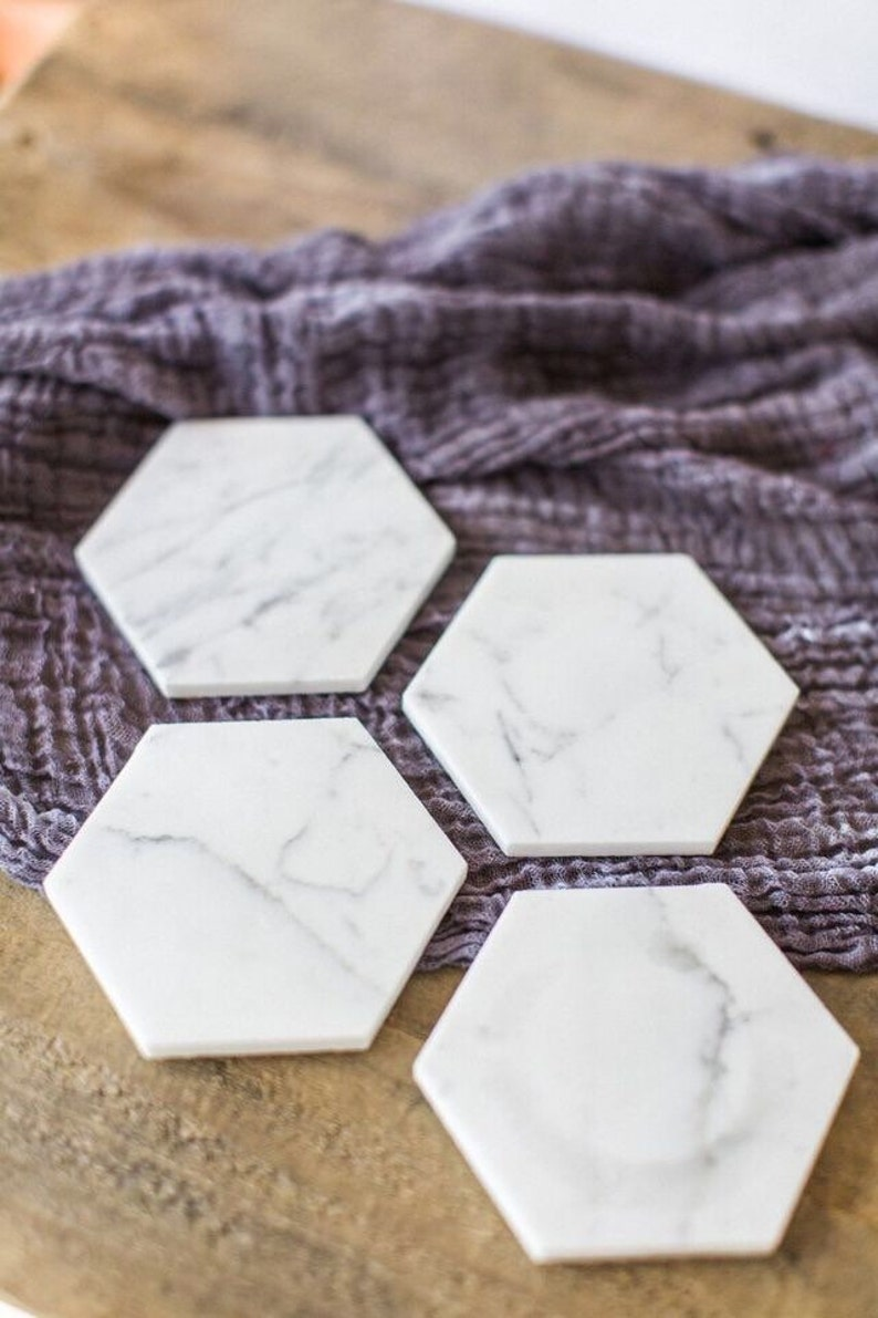 Marble Coasters  FREE SHIPPING  image 0