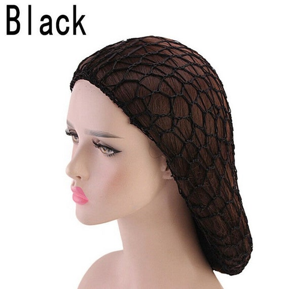 Crochet hair snood - image 8