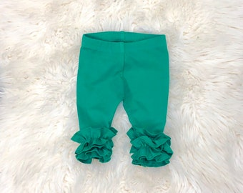 8e5780888 Green knit pants
