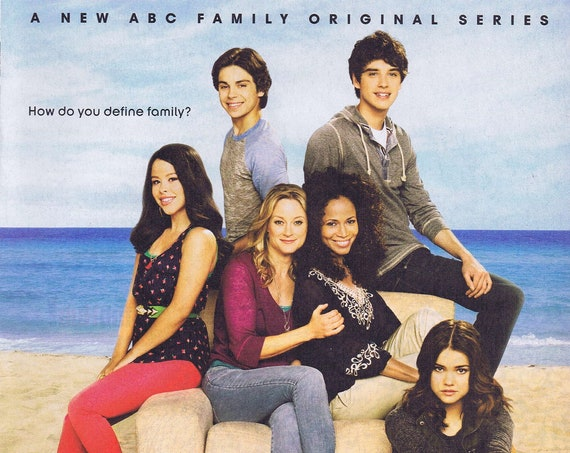 The Fosters ABC Television Series Premiere June 3, 2013 Advertisement Free Shipping