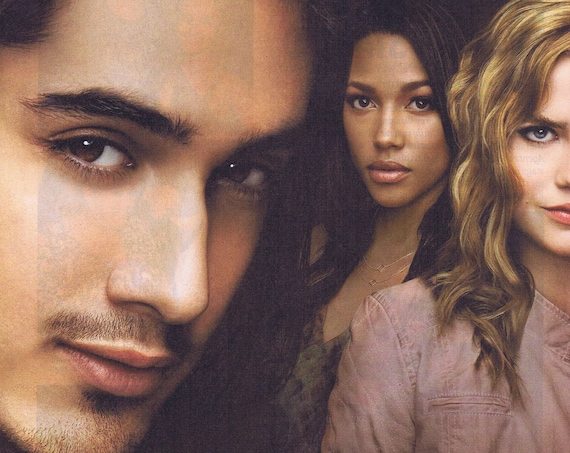 Twisted ABC Television Series Premiere June 11, 2013 Advertisement with Avan Jogia and Kylie Bunbury Free Shipping