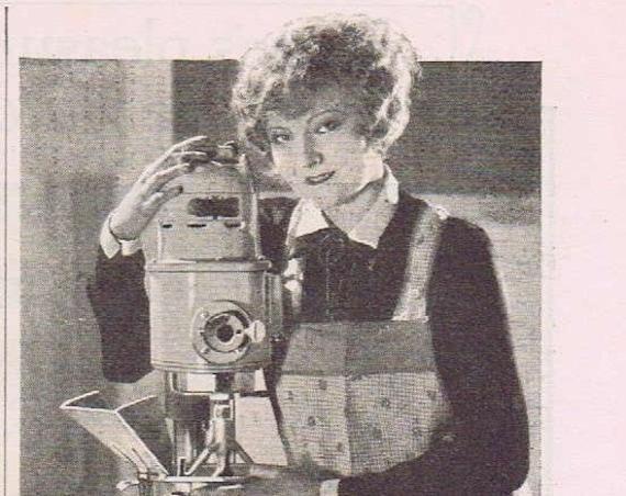 1927 Kitchen Aid Food Preparer or Robertshaw Automatic Cooking Temperature Gauge Original Vintage Advertisements