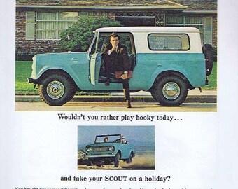 International scout | Etsy