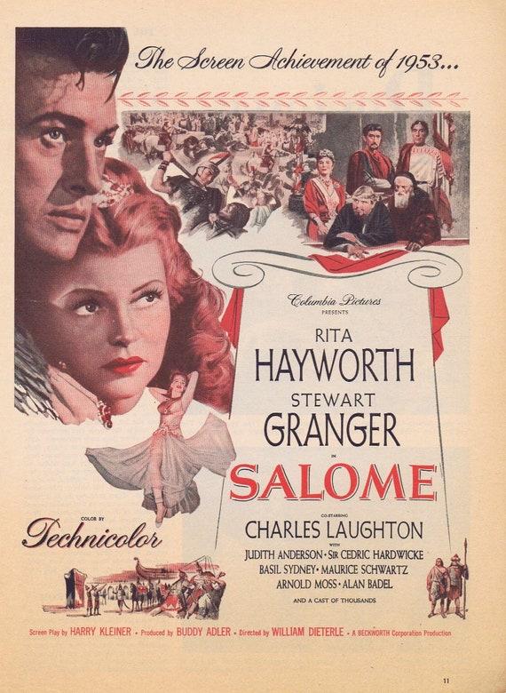 salome 1953 cast