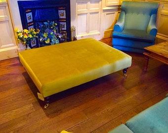 Large luxury Footstool