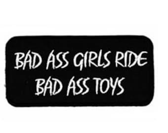 Bad Girls patch