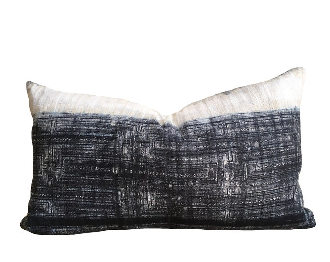 Authentic Tribe Hill, Hmong Pillow Cover
