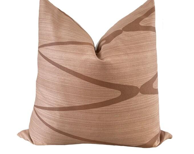 HARO || Terracotta Pillow Cover | SALE ITEM